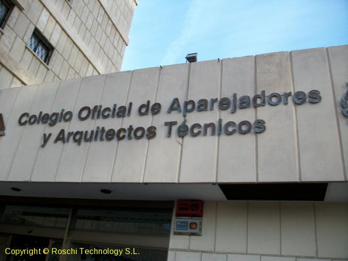 Colegio de aparejadores y arquitectos t cnicos de lpgc - Colegio de aparejadores de tenerife ...