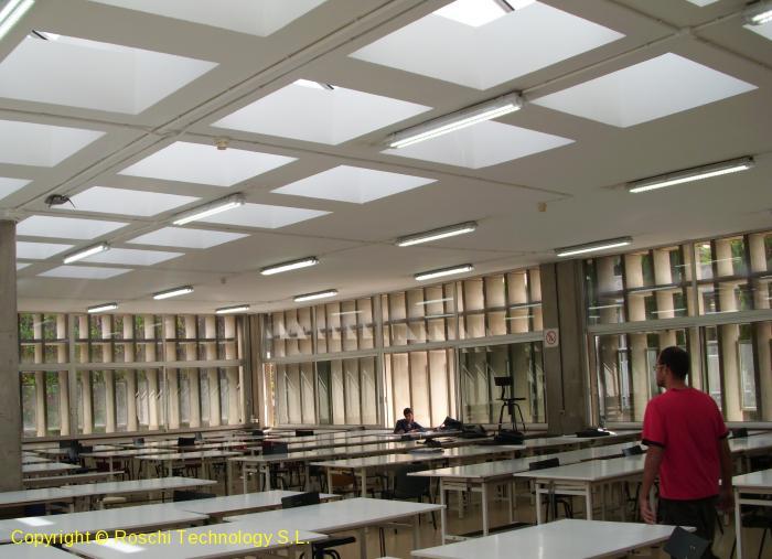 Facultad de arquitectura ulpgc fotos roschi for Facultad de arquitectura