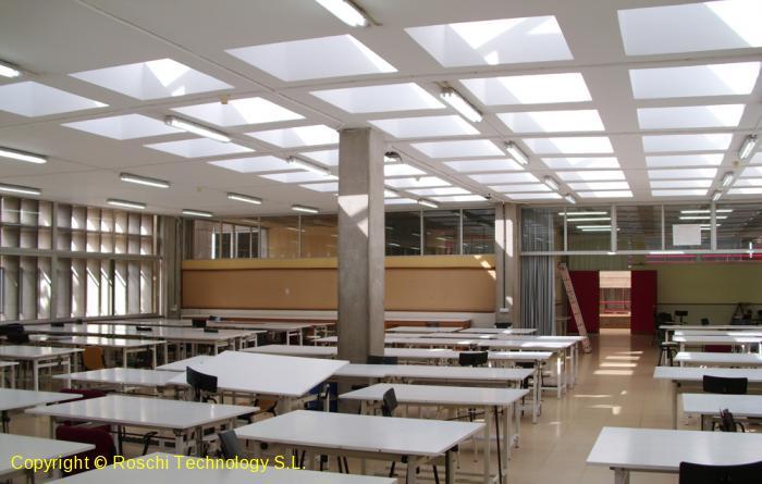 Universidad de las palmas de gran canaria ulpgc for Aulas web arquitectura